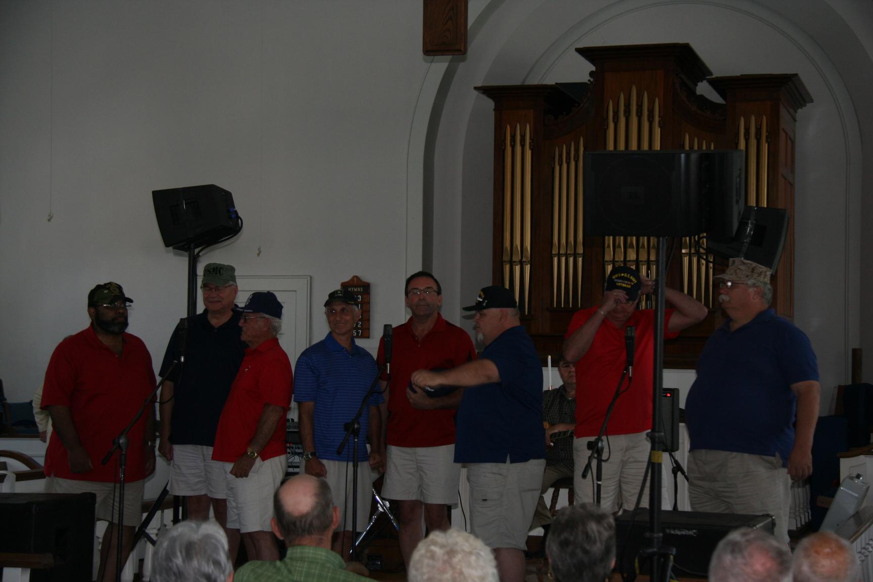Dan Kane Singers